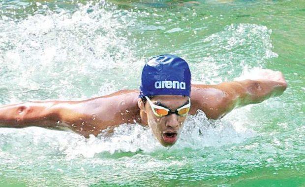 CWG 2018 Swimming: Srihari Nataraj smash National Record to enter 50m backstroke semifinals