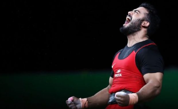 CWG 2018: Vikas Thakur wins bronze medal in men's 94kg weightlifting