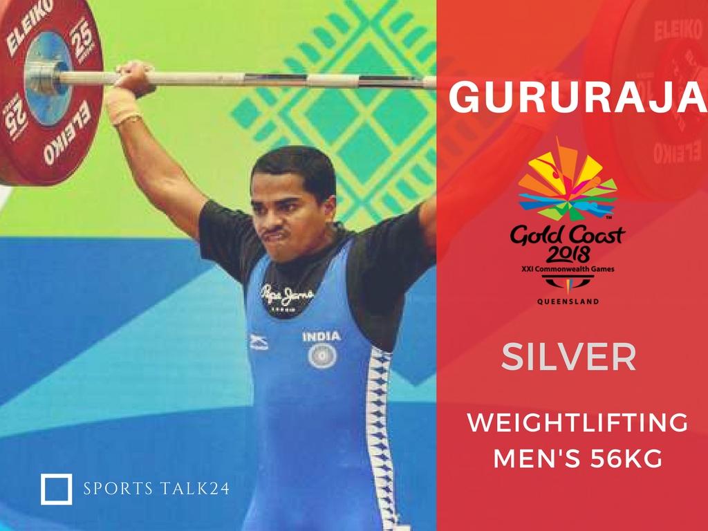 Gururaja Commonwealth Games, Gold Coast