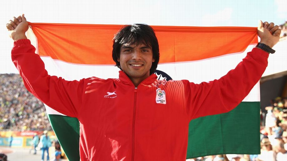 CWG 2018: Neeraj Chopra wins historical gold medal for India in Javelin Throw