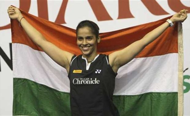 Saina Nehwal storms into Semis, ensures Second Medal for India at World Championship