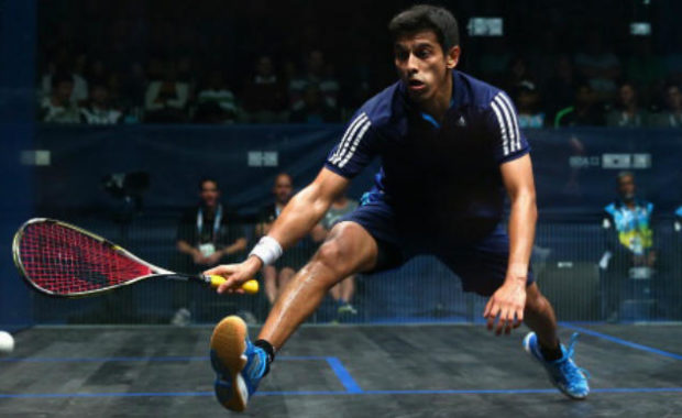 CWG 2018 Squash : Vikram Malhotra storms into pre-quarters, Saurav Ghosal & Harinder Pal Sandhu knocked out
