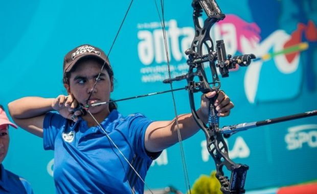 Archery World Cup Antalya: India's Women Compound Team grabs silver medal