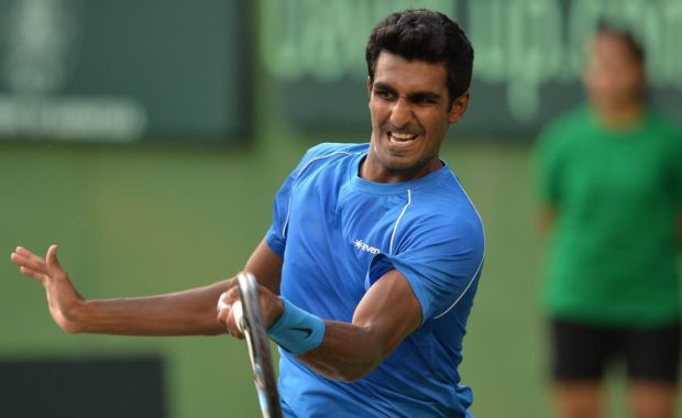 Prajnesh Gunneswaran advances to the final round of French Open Qualifiers 2018