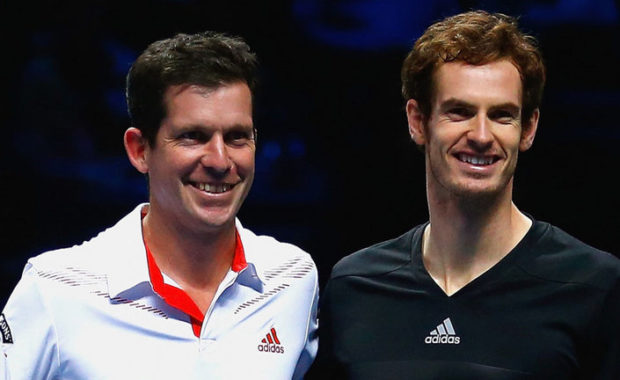 Tim Henman advise Andy Murray not to rush comeback