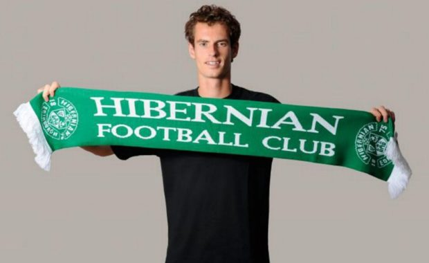 "Andy Murray to take on ""mentorship role"" at Hibs academy"