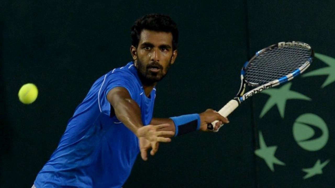 Prajnesh gunneswaran French Open 2018