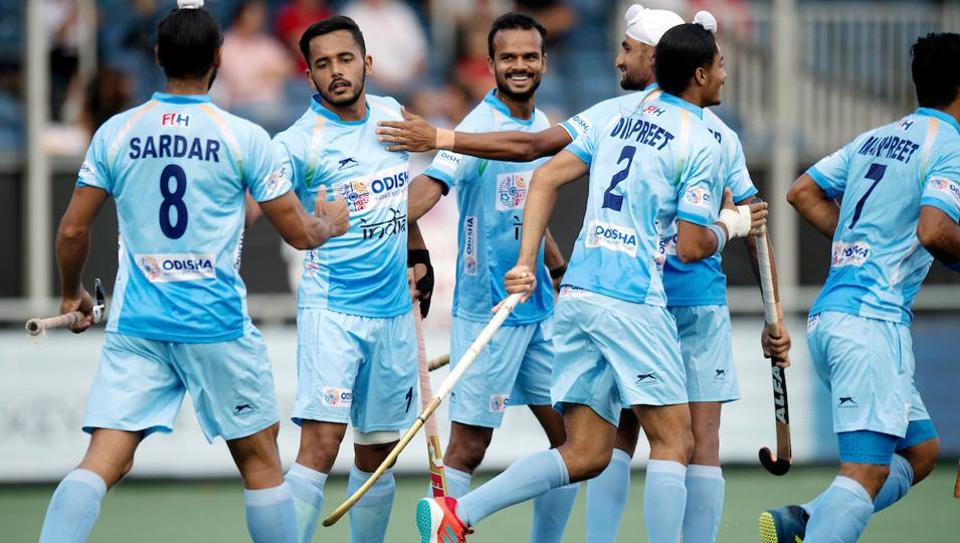 Indian Hockey Team Champions Trophy