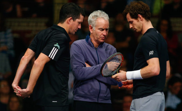 John McEnroe raises serious question marks on Andy Murray's comeback