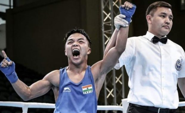 President's Cup: NT Lalbiakkima knocked out World no.1 & Olympic Champion