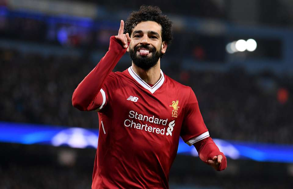 Salah Liverpool's expensive signings