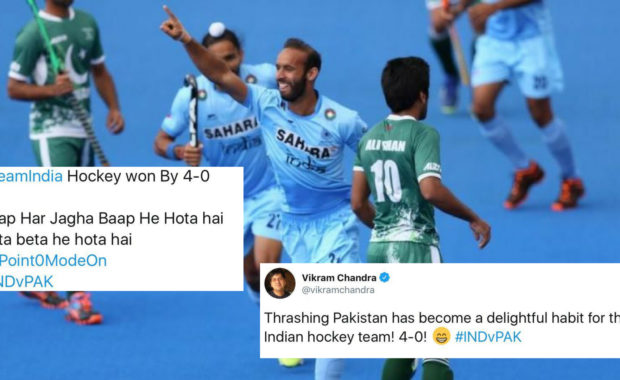 Champions Trophy 2018: India defeats Pakistan by 4-0 in the opener