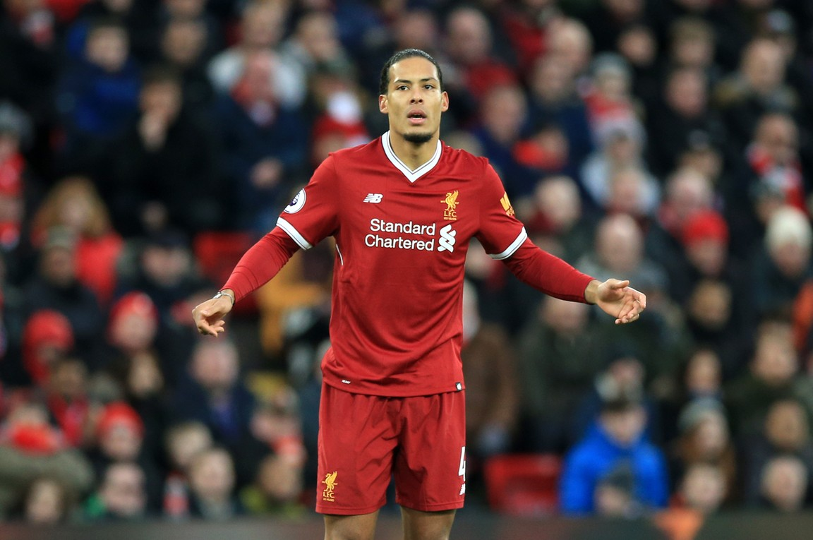 Virgil Van Dijk Liverpool's expensive signings