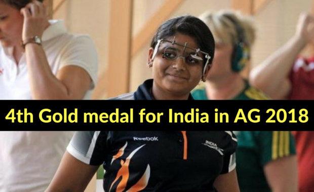 Asian Games 2018: Rahi Sarnobat wins 4th Gold for India