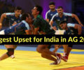 Asian Games Kabaddi: Defending Champions India knocked out by Iran in semis