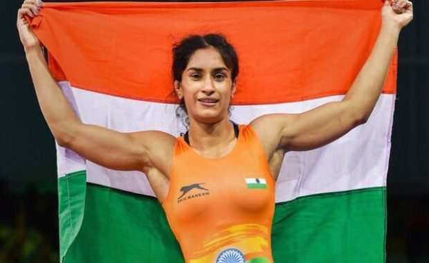 Vinesh Phogat creates History after Winning GOLD at Asiad