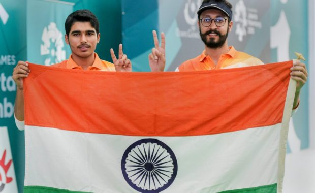 16 Year Old Won Gold As India Won 2 medals In 10m pistol Final at Asian Games
