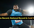 Asian Games: Tejinder Pal Singh smash games & national record to win Gold medal