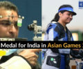 Asian Games: India bags first bronze medal in 10m Air Rifle Mixed Team event