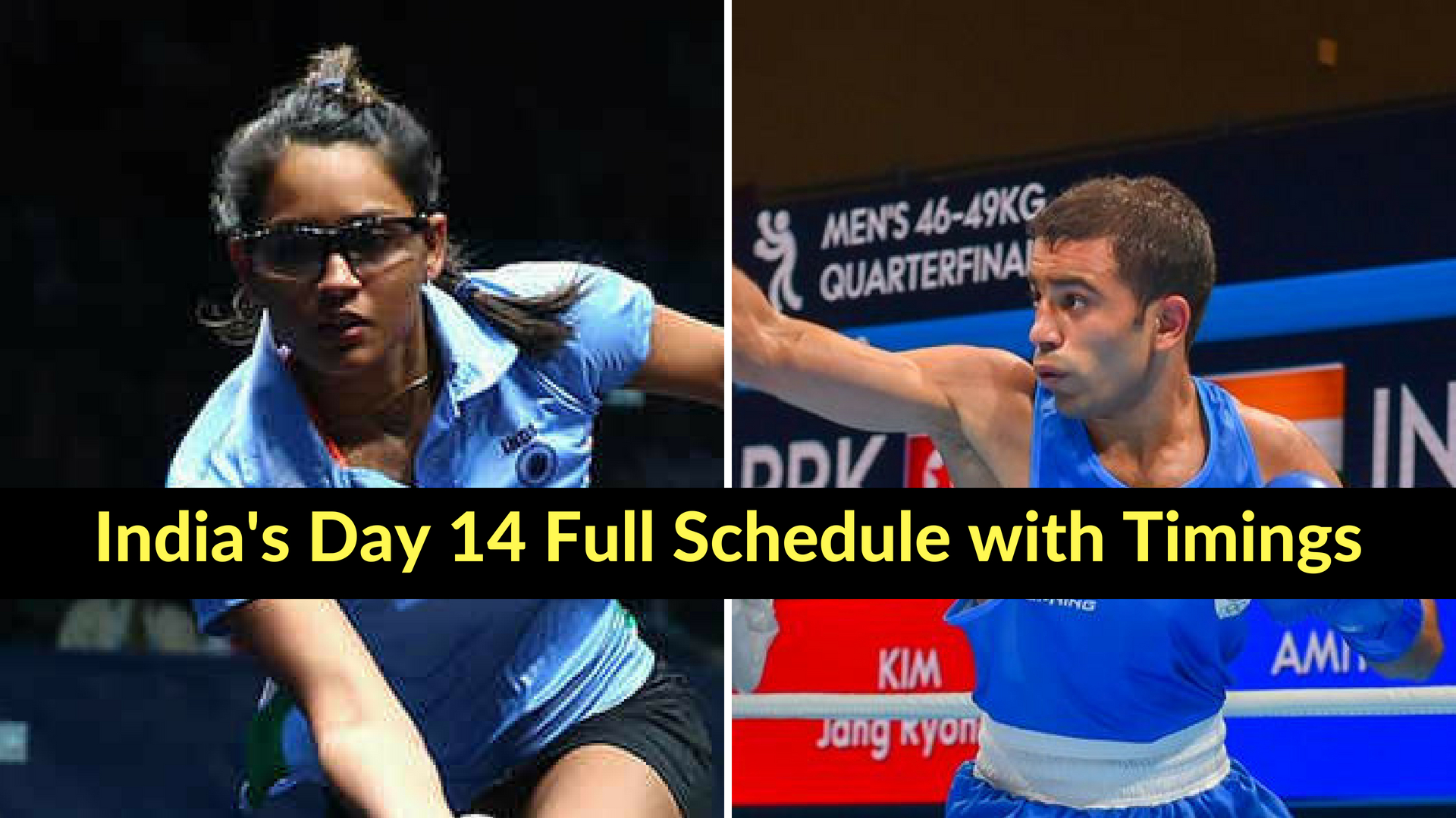 India's Day 14 Full Schedule with Timings (2)