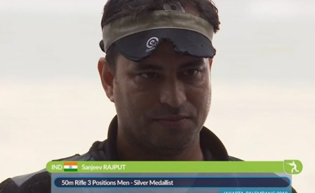 Sanjeev Rajput continued India's brilliant run in shooting, Win Silver Medal
