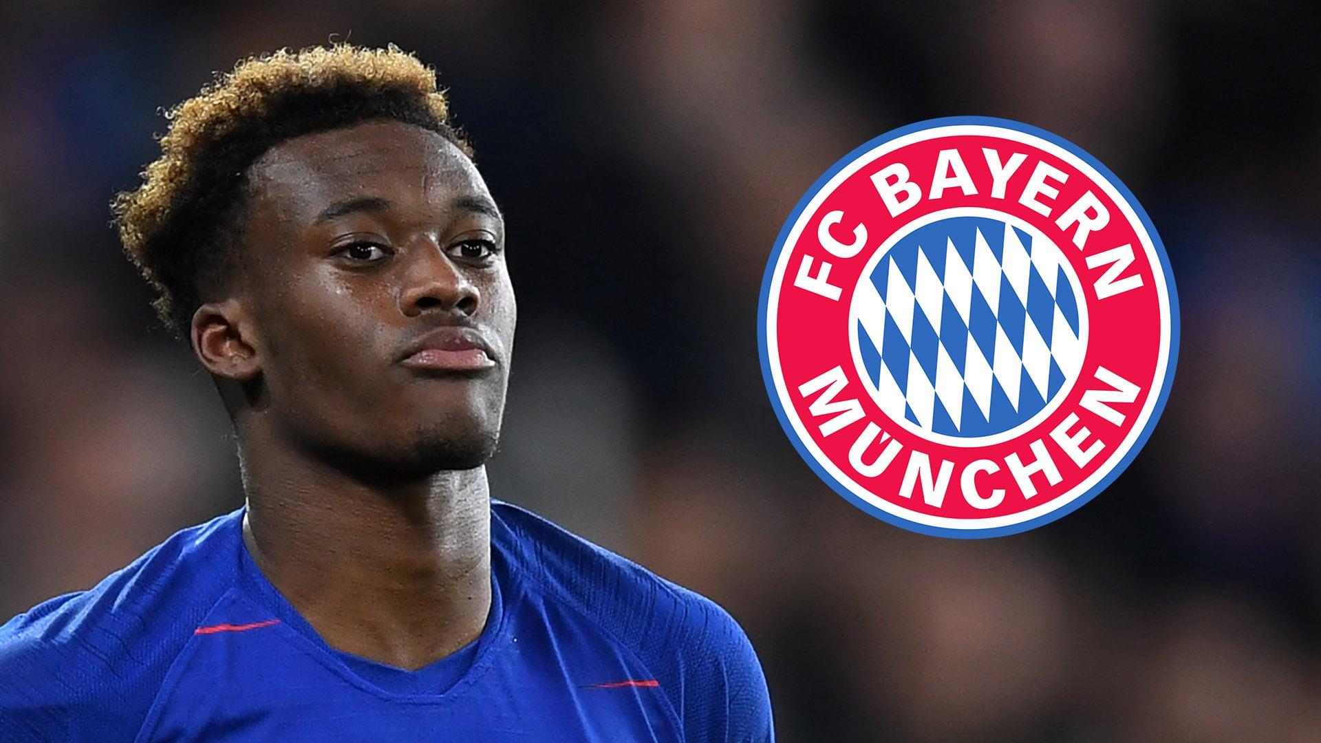 Callum Hudson-Odoi Bayern Munich Transfer-min