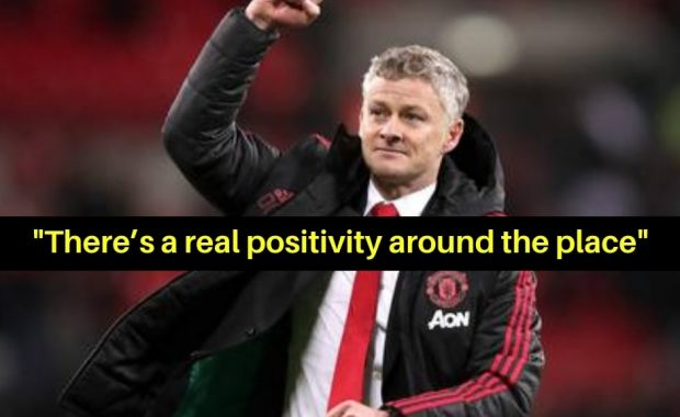 Ryan Giggs impressed by Solskjaer's immeadiate effect at Man United