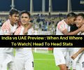 AFC Asian Cup 2019: India vs UAE Preview, Head To Head, Live Streaming Info