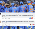 New Zealand Police's warning against India thrashing the home team is a laugh riot