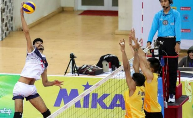 Indian spikers creates history by crushing Pakistan in Asian U23 Volleyball Championship