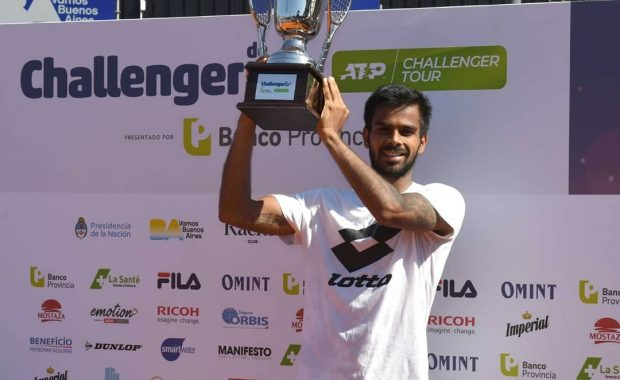 Sumit Nagal continue to impress, win ATP Challenger Title