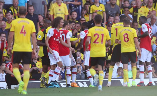 Martin Keown slams the defenders after draw against Watford