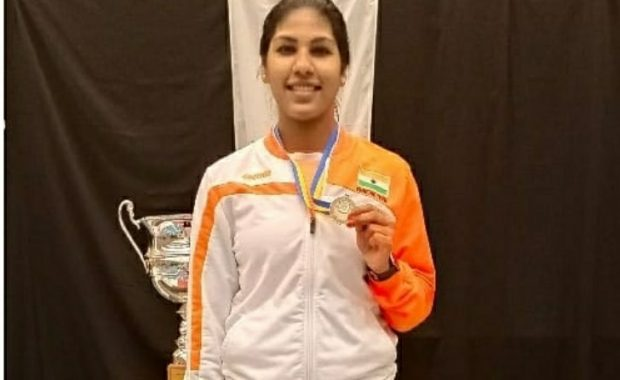 Bhavani Devi won Another medal, inching closer to Tokyo Qualifications