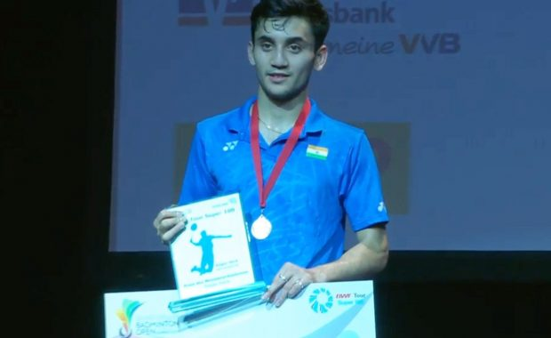 Lakshya Sen continue his dream run, won 3rd consecutive Tournament