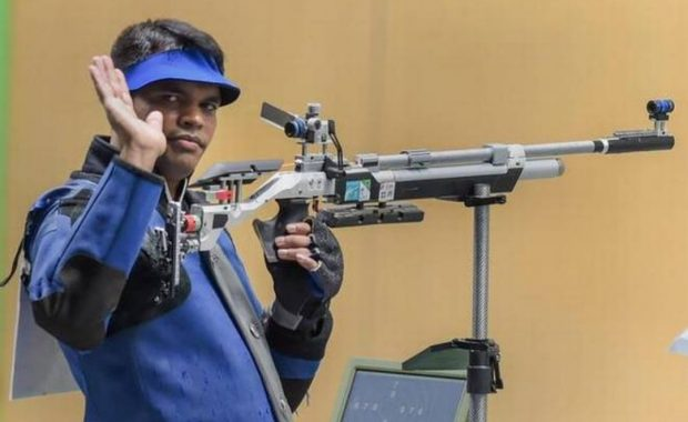 Deepak won 10th Olympic Shooting Quota for India