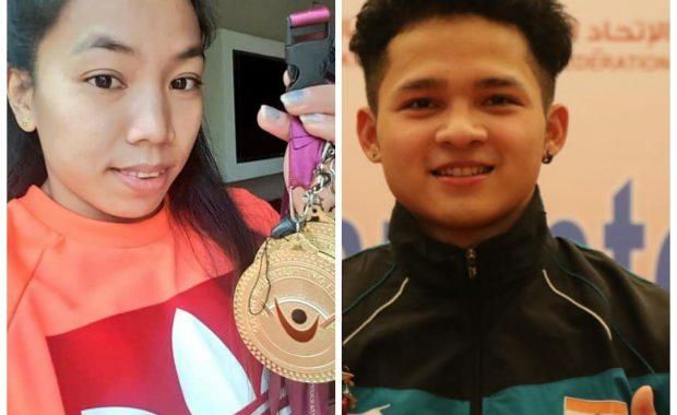 Mirabai Chanu Won Gold, Jeremy Improve his PB with Silver at Qatar International