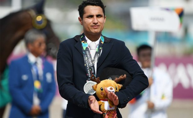 Fouaad Mirza officially Qualify for Tokyo olympic