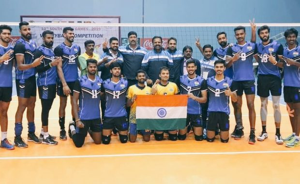 Indian Volleyball team set to participated in Olympics Qualifier