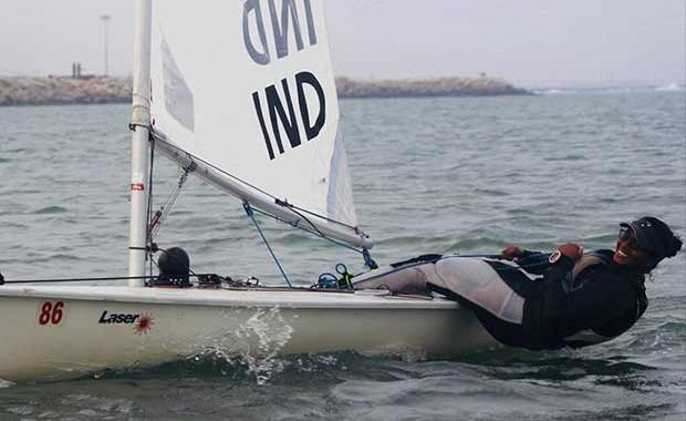 Nethra Kumanan become first Indian Sailor to won world cup medal