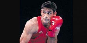 Ashish Kumar boxer