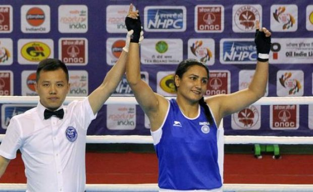 Pooja Rani Won 33th Quota For India