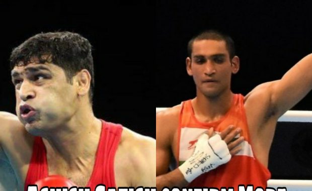 Ashish Kumar, Satish kumar add more Olympic quota for Indian