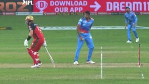 Ashwin Mankad warning