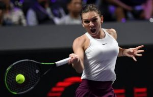 Halep Woman Tennis