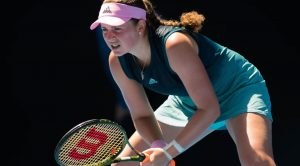 Ostapenko Woman Tennis