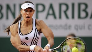 SamStosur Woman Tennis