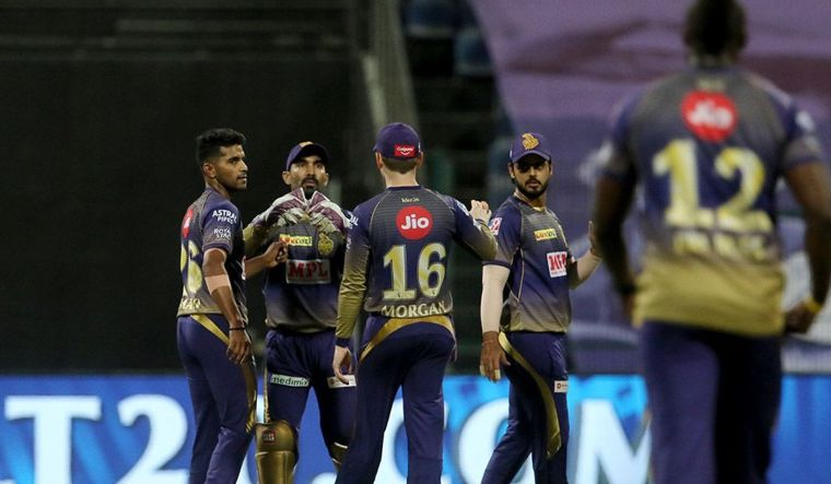 IPL T20 : Possible scenarios for KKR to qualify for playoffs