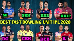 Fast bowlers in IPL