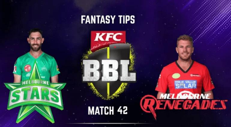 MLR vs MLS BBL Dream11 Prediction Today : Fantasy Cricket Tips BBL 2020-21