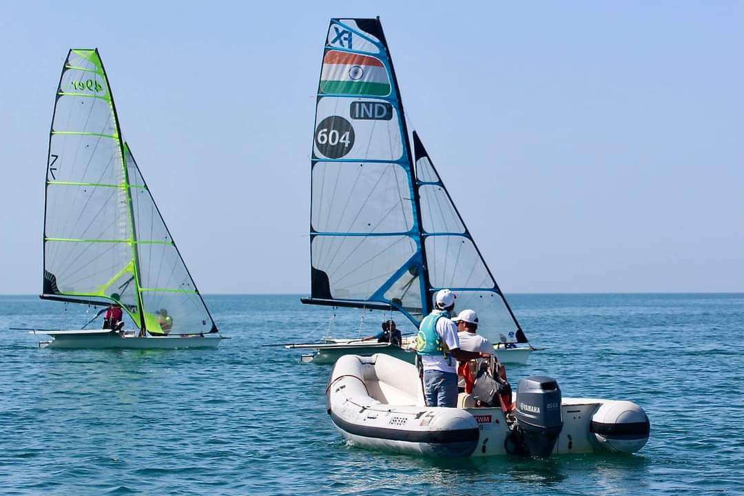 Sailing Olympics Qualifer : Indian Sailor keep an eyes on 3 Olympics Quota